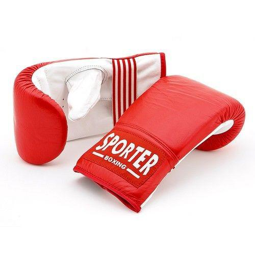 Manusi box sac rosu Sporter-big