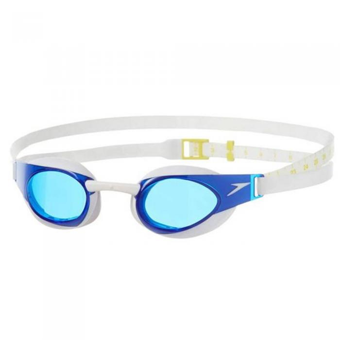 Ochelari inot Speedo elite white blue-big