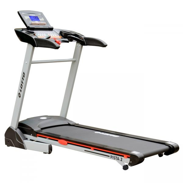 Banda de alergat electrica Lotto Fitness Pista 2-big