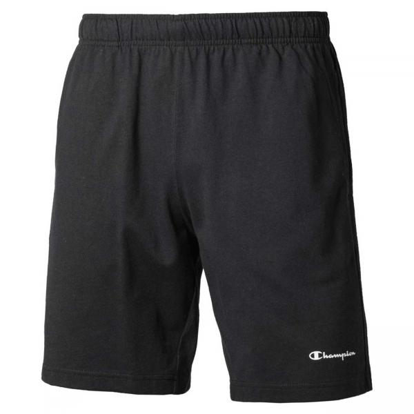 Pantaloni scurti Champion Bermuda negru-big