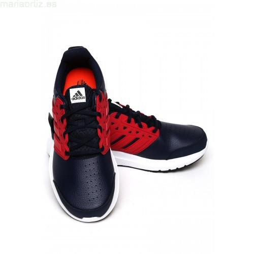 Pantofi sport barbati Adidas Galaxy 3 Trainer AQ6171 navy/red-big